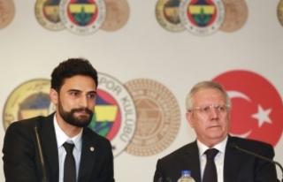 Mehmet Ekici: Fenerbahçe, Türkiye'nin en büyük...