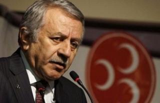 MHP'li Adan: Türkiye tarihin kendisine yüklediği...