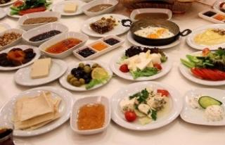 Sağlık Bakanlığından 'bayram kahvaltısı'...
