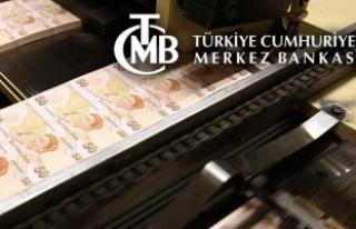 TCMB döviz depo ihalesinde teklif 1 milyar 620 milyon...