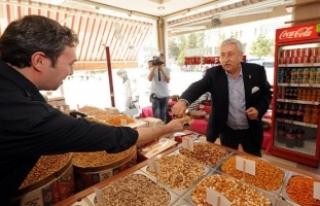 TESK Genel Başkanı Palandöken: Merdiven altı gıda...
