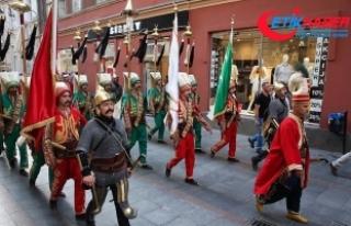 TSK Mehteran Bölüğünden Saraybosna'da açık...