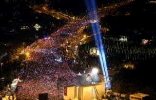 15 Temmuz Demokrasi ve Milli Birlik Günü Anma Töreni...
