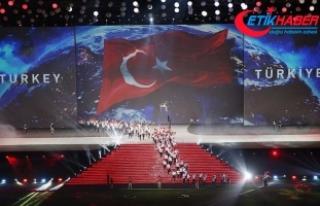 2017 İşitme Engelliler Olimpiyatları'nın...