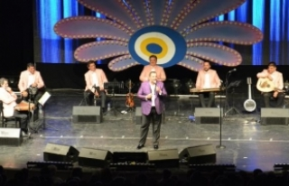 56. Uluslararası Bursa Festivali'nde Ata Demirer...