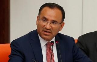 Başbakan Yardımcısı ve Hükümet Sözcüsü Bozdağ:...