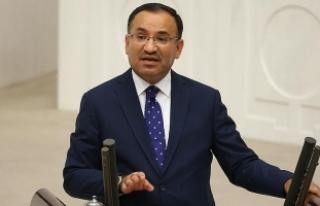 Adalet Bakanı Bozdağ: Tutuklu FETÖ'cülere...