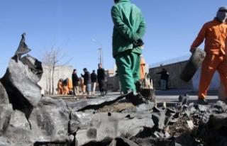 Afganistan'da ilk 6 ayda şiddet olaylarında...