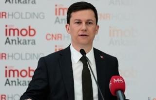 AKP Genel Sekreteri Şahin: Kılıçdaroğlu'nun...