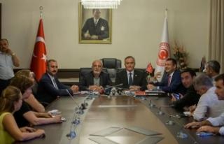 AKP ile MHP TBMM İçtüzük konusunda uzlaşmaya...