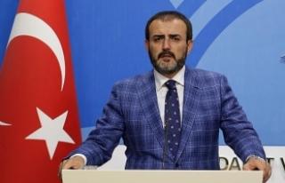AKP'li Ünal: CHP iftiralarla gündemi işgal...