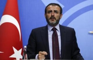 AKP Sözcüsü Ünal: Millet kimin korkak kimin cesur...