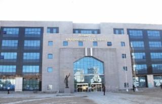 Anadolu Adalet Sarayı'nda polisi alarma geçiren...