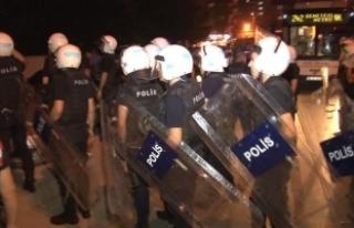 Ankara'da Suriyeliler ile mahalleli arasında...