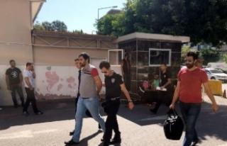 Antalya'da FETÖ'den 78 gözaltı