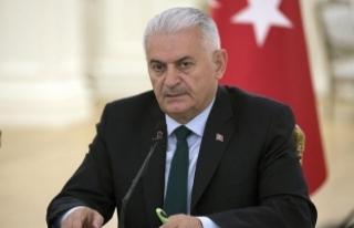Başbakan Yıldırım: Türk milleti, Türkiye'ye...