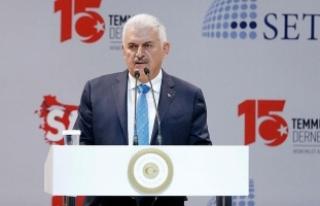 Başbakan Yıldırım: Türkiye 15 Temmuz'da...