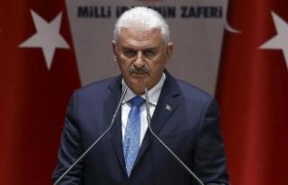 Başbakan Yıldırım: Türkiye'nin geçmişini...