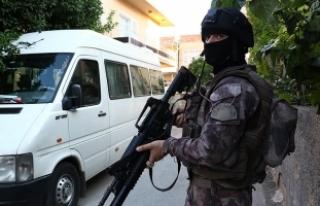 İstanbul'da terör örgütü DEAŞ'a operasyon:...