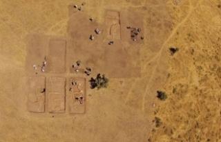 Bu tarla M.Ö 10 bin yıl önceki gömülme yöntemini...