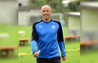 Bursaspor Teknik Direktörü Le Guen, Avusturya kampını...