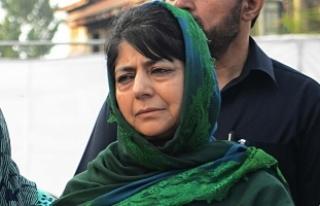 Cammu Keşmir bölgesi siyasi lideri Mufti: Diyalog...