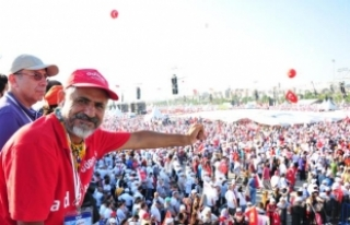 CHP'li Çam: Erdoğan, yaptığı yemine sadık...
