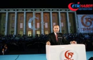 Cumhurbaşkanı Erdoğan: Devlet ve millet olarak...