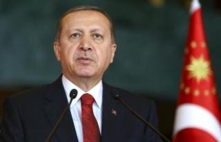 Cumhurbaşkanı Erdoğan'a skandal yasak