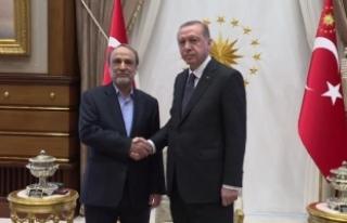Cumhurbaşkanı Erdoğan Libya Devlet Yüksek Konseyi...