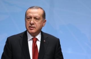 Cumhurbaşkanı Erdoğan: Terör örgütü militanları...