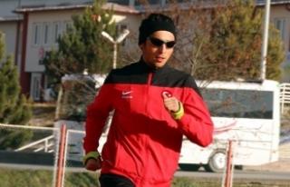 Dünya görme engelliler şampiyonasında bronz madalya...