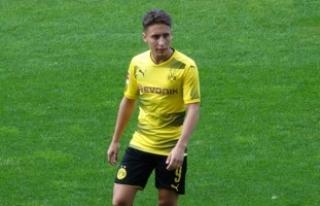 Borussia Dortmund'dan Emre Mor açıklaması
