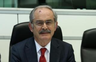 Eskişehir Büyükşehir Belediye Başkanı Yılmaz...