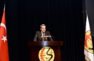 Eskişehirspor'da başkanlığa Sinan Özeçoğlu...