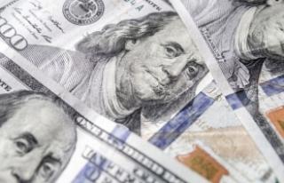 Dolar/TL 3,49'un altına gerileyerek 3,4855'i...