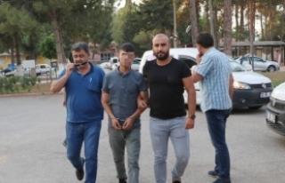 Firari katil zanlısı Mardin'de yakalandı