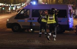 Fransa'da cami önünde silahlı saldırı