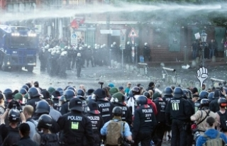 G20 Liderler Zirvesi karşıtı protestolar sürüyor