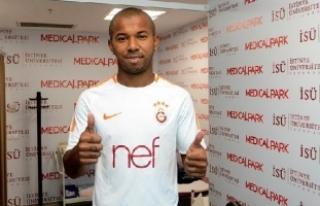 Galatasaray'ın yeni transferi Mariano sağlık...
