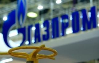 Gazprom'un Türkiye'ye doğalgaz ihracatı...