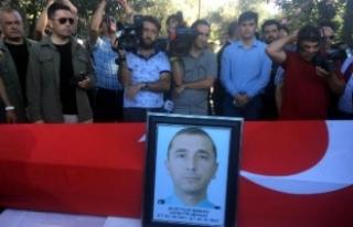 Hatay Şehidi Hayrettin Mennan Osmaniye'de Toprağa...