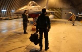 Hava Kuvvetlerinin 'mahrem imamlar'ı hakim...