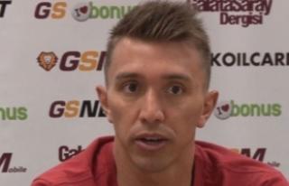 'Hayatımın sonuna kadar Galatasaray'da...