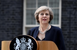 "İngiltere Başbakanı May'den ""terör""..."