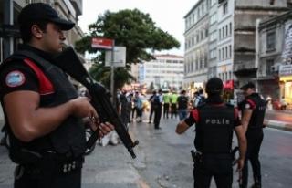İstanbul'da 5 bin polisin katılımıyla asayiş...