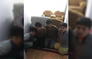 İstanbul'da kaçırılan 4 genç kurtarıldı