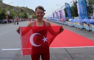 İstanbul Triatlon Avrupa Kupası Yarışları Beylikdüzü'nde...