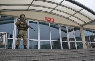 İstanbul Valiliğini işgal girişimi davası devam...