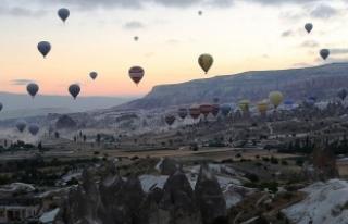Türkiye'nin turizm geliri üçüncü çeyrekte...